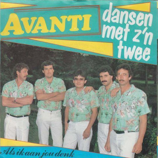 Coverafbeelding Avanti - Dansen Met Z'n Twee