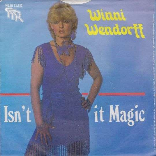 Coverafbeelding Winni Wendorff - Isn't It Magic