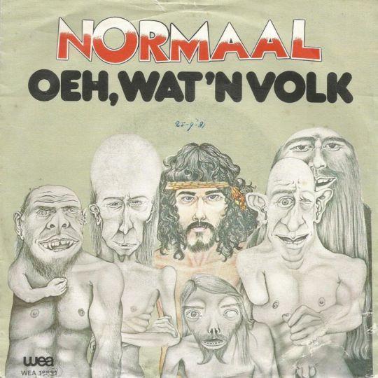Coverafbeelding Oeh, Wat 'n Volk - Normaal