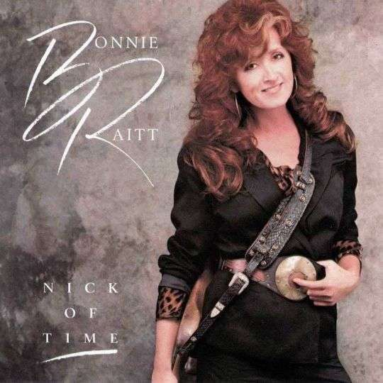 Coverafbeelding Nick Of Time - Bonnie Raitt