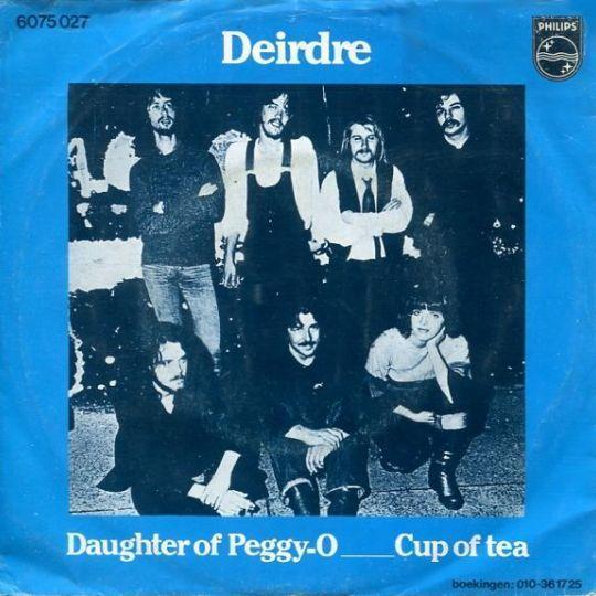 Coverafbeelding Deirdre - Daughter Of Peggy-O