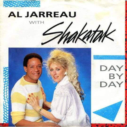 Coverafbeelding Day By Day - Al Jarreau With Shakatak