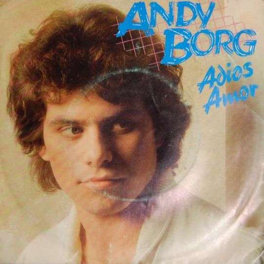 Coverafbeelding Adios Amor - Andy Borg
