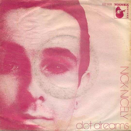 Coverafbeelding Nick Nicely - DCT Dreams