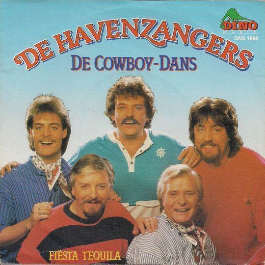 Coverafbeelding De Cowboy-Dans - De Havenzangers