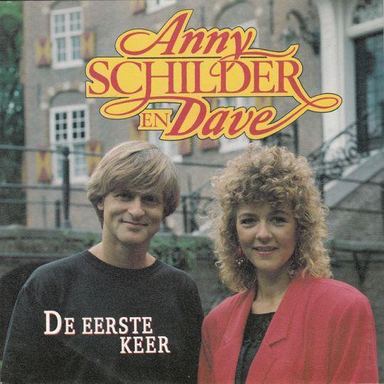 Coverafbeelding De Eerste Keer - Anny Schilder En Dave