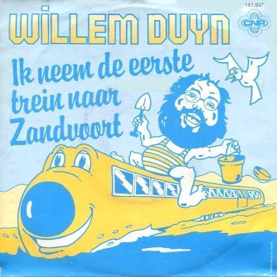 Coverafbeelding Ik Neem De Eerste Trein Naar Zandvoort - Willem Duyn