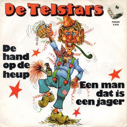Coverafbeelding De Telstars - De Hand Op De Heup