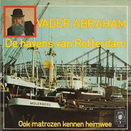 Coverafbeelding De Havens Van Rotterdam - Vader Abraham