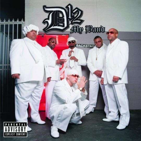 Coverafbeelding My Band - D12