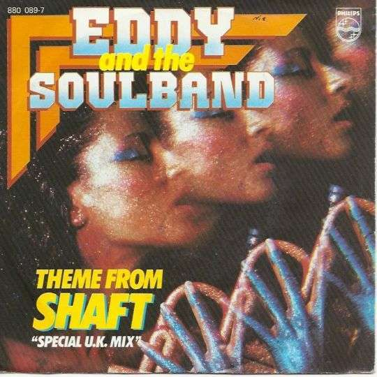 Coverafbeelding Soul Chacha - Eddy And The Soulband