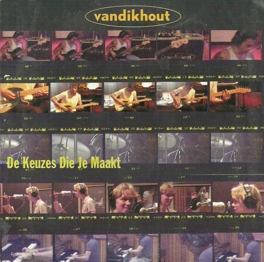 Coverafbeelding De Keuzes Die Je Maakt - Vandikhout