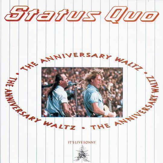 Coverafbeelding The Anniversary Waltz - Status Quo