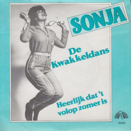 Coverafbeelding De Kwakkeldans - Sonja