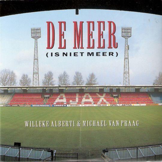 Coverafbeelding De Meer (Is Niet Meer) - Willeke Alberti & Michael Van Praag