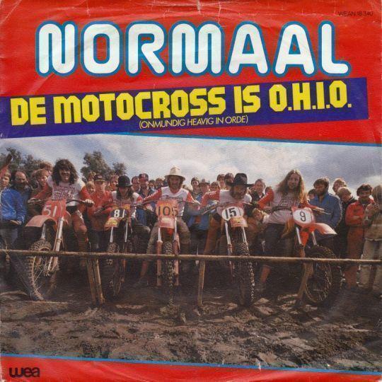 Coverafbeelding De Motocross Is O.h.i.o. (Onmundig Heavig In Orde) - Normaal