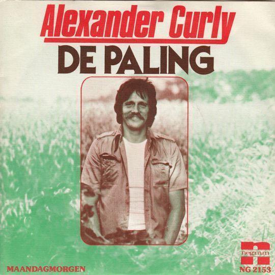 Coverafbeelding De Paling - Alexander Curly