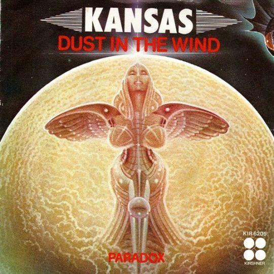 Coverafbeelding Kansas - Dust In The Wind
