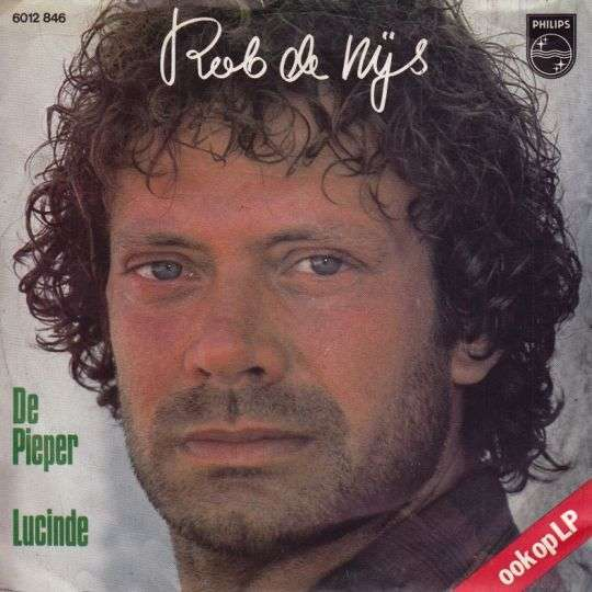 Coverafbeelding De Pieper - Rob De Nijs