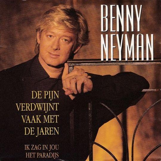 Coverafbeelding De Pijn Verdwijnt Vaak Met De Jaren - Benny Neyman
