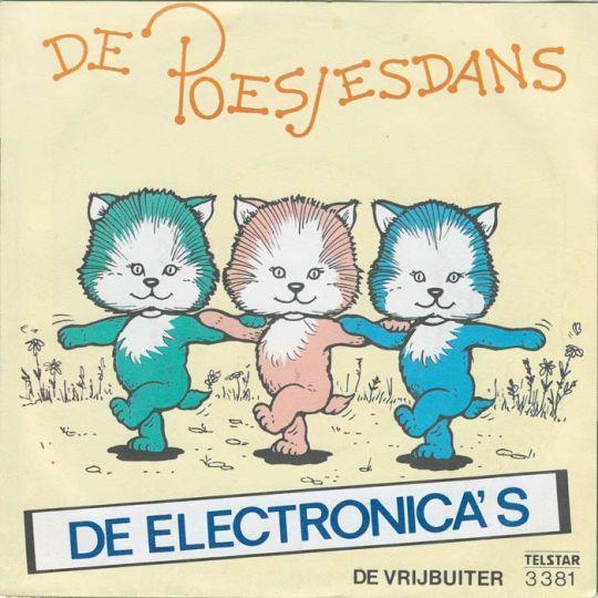 Coverafbeelding De Poesjesdans - De Electronica's