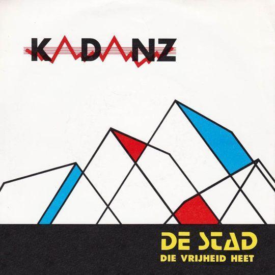 Coverafbeelding De Stad Die Vrijheid Heet - Kadanz