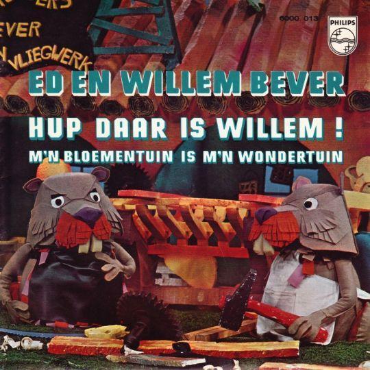 Coverafbeelding Hup Daar Is Willem! - Ed En Willem Bever