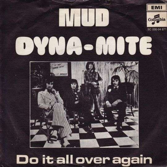 Coverafbeelding Dyna-mite - Mud