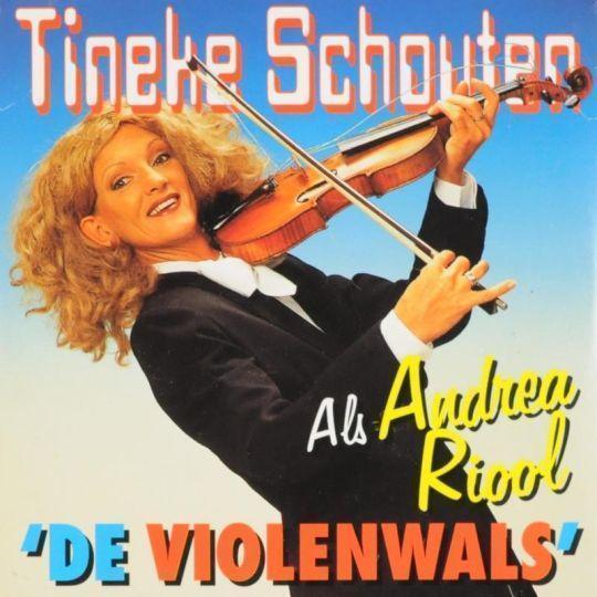 Coverafbeelding De Violenwals - Tineke Schouten Als Andrea Riool