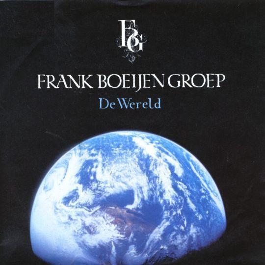 Coverafbeelding De Wereld - Frank Boeijen Groep