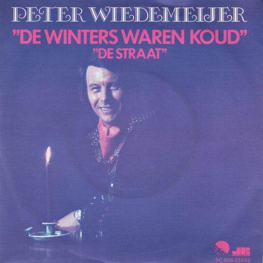 Coverafbeelding De Winters Waren Koud - Peter Wiedemeijer