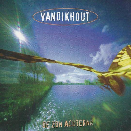 Coverafbeelding De Zon Achterna - Vandikhout