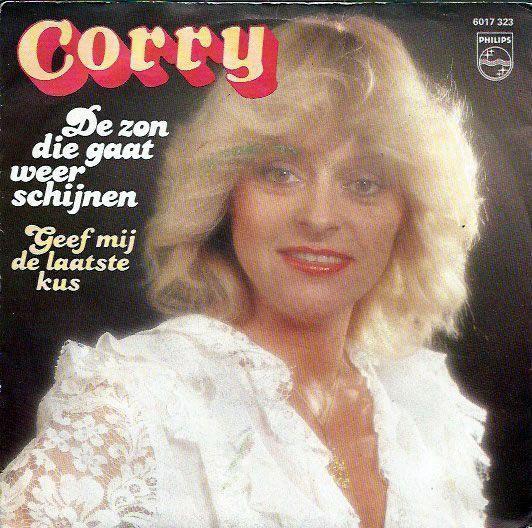 Coverafbeelding De Zon Die Gaat Weer Schijnen - Corry