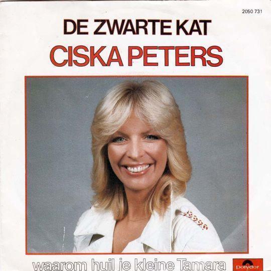 Coverafbeelding Ciska Peters - De Zwarte Kat
