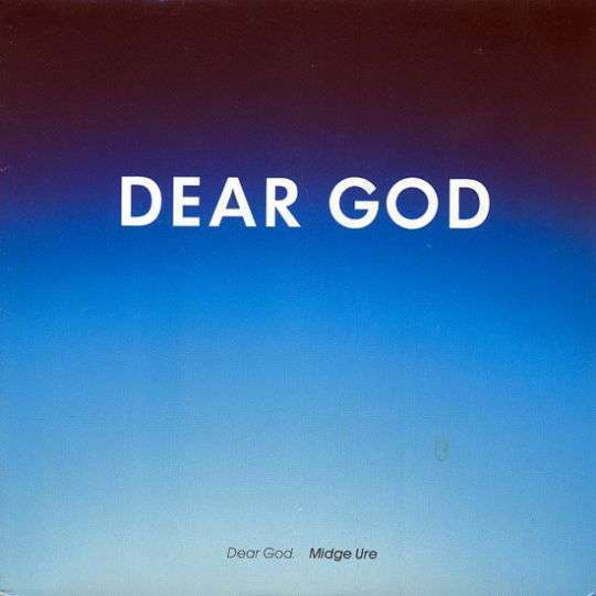 Coverafbeelding Dear God - Midge Ure