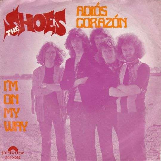 Coverafbeelding Adi�s Coraz�n - The Shoes
