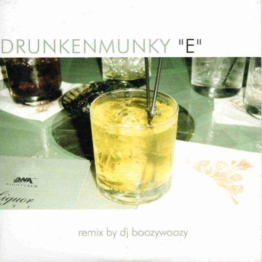 Coverafbeelding Drunkenmunky - E// E (As In Eveline)