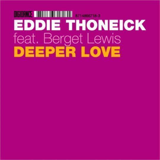 Coverafbeelding Deeper Love - Eddie Thoneick Feat. Berget Lewis