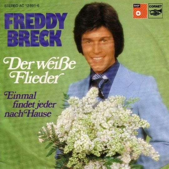 Coverafbeelding Der Wei�e Flieder - Freddy Breck