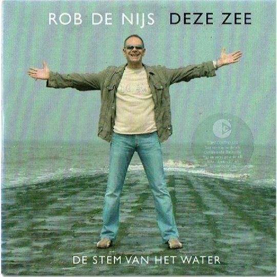 Coverafbeelding Deze Zee - Rob De Nijs