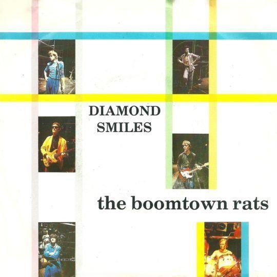 Coverafbeelding Diamond Smiles - The Boomtown Rats