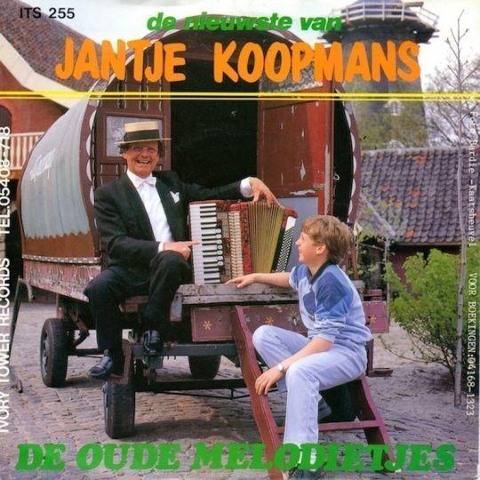 Coverafbeelding De Oude Melodietjes - Jantje Koopmans