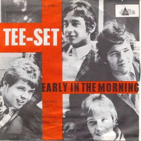 Coverafbeelding Early In The Morning - Tee-Set