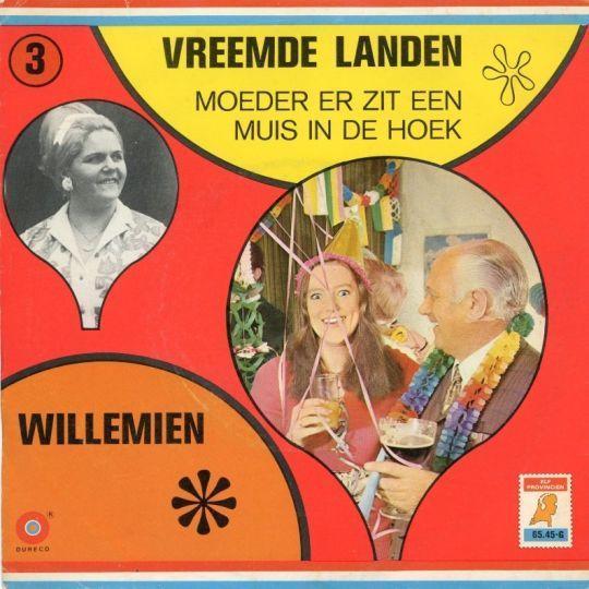 Coverafbeelding Moeder, Er Zit 'n Muis In De Hoek - Willemien