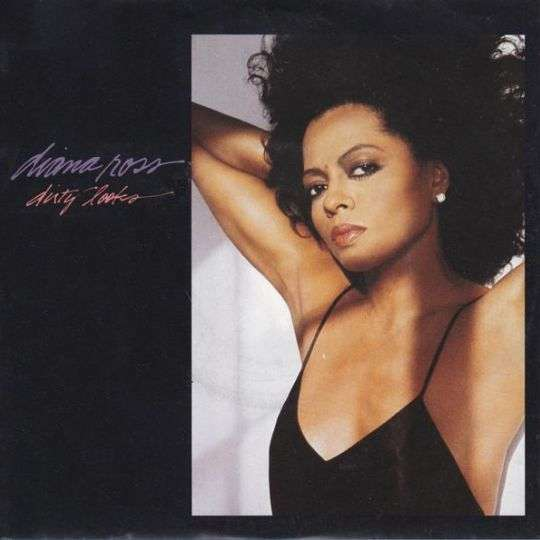 Coverafbeelding Dirty Looks - Diana Ross