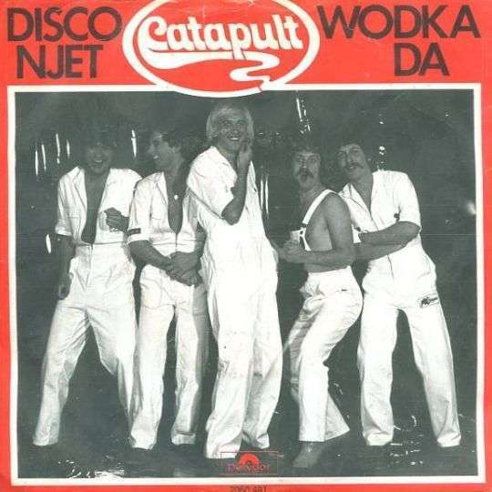 Coverafbeelding Disco Njet Wodka Da - Catapult