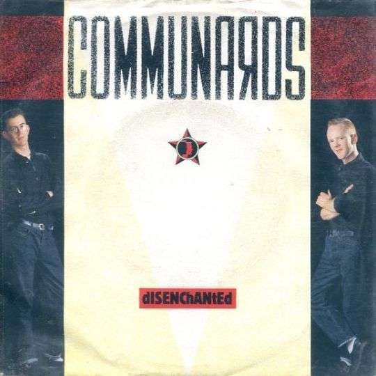Coverafbeelding Disenchanted - Communards