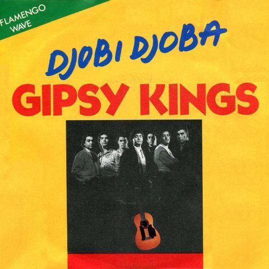 Coverafbeelding Djobi Djoba - Gipsy Kings