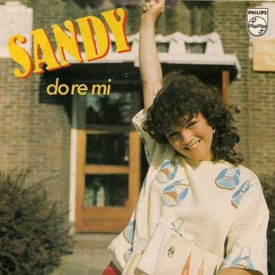Coverafbeelding Do Re Mi - Sandy