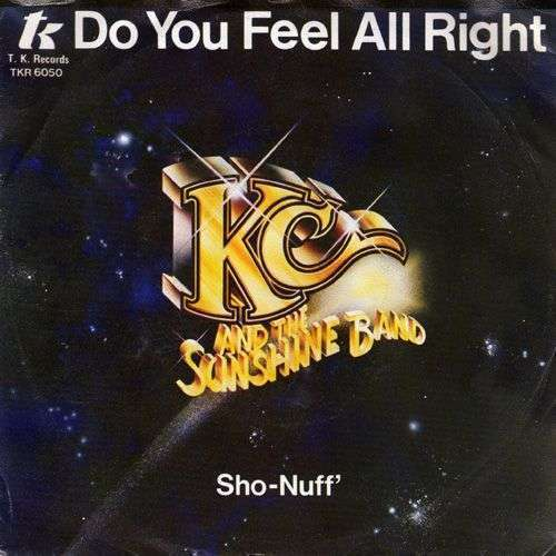 Coverafbeelding Do You Feel All Right - Kc And The Sunshine Band
